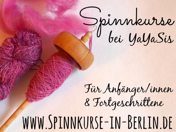 Spinnkurse in Berlin